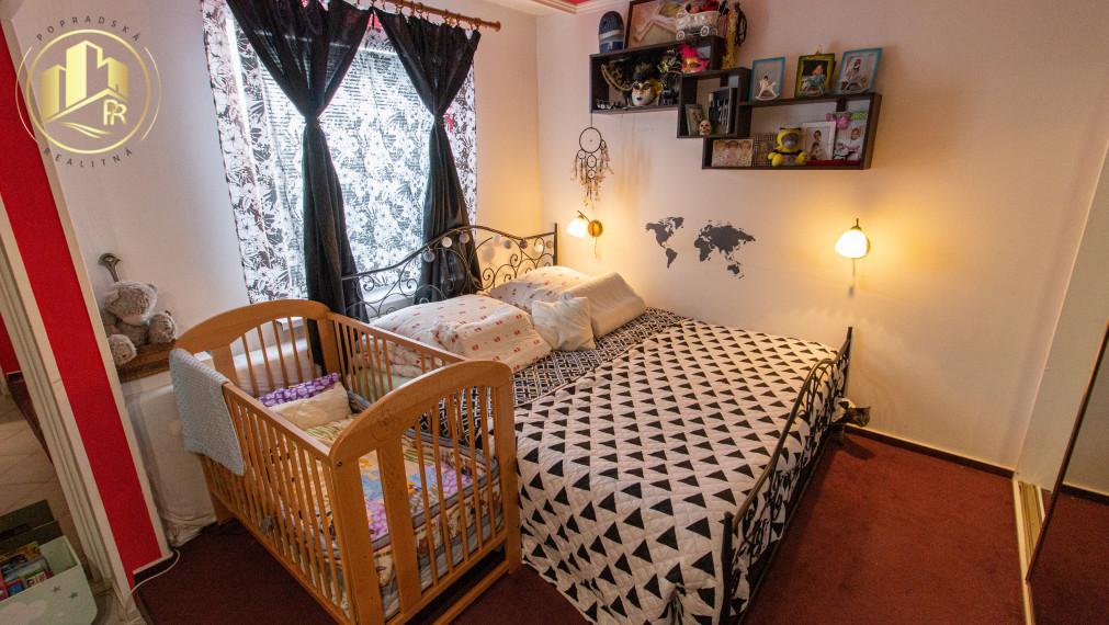 PREDANÉ !! Veľký 3 izbový byt s loggiou na Novom Juhu na predaj