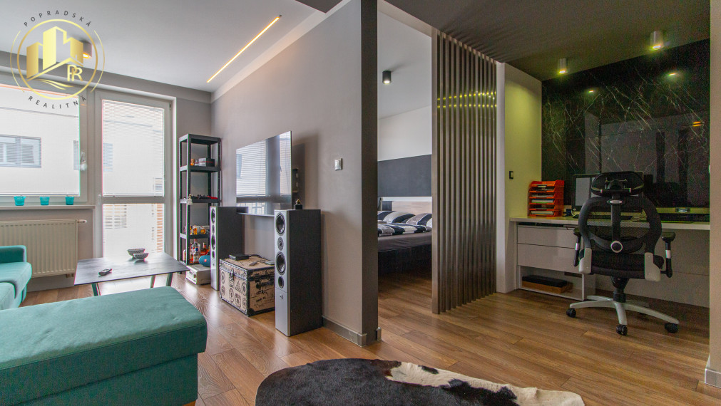 PREDANÉ !! Krásny 2 izbový byt na predaj Rubicon Poprad - Veľká !!!